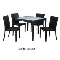 China outdoor dinning teak furniture -8095 wholesale