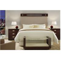 Quality High End Hotel Style Bedroom Furniture / Guestroom Boutique Hotel Furniture for sale