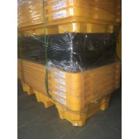 Quality Yellow Oil Drum Spill Containment For Oil / Chemical / Energy / Logistic for sale