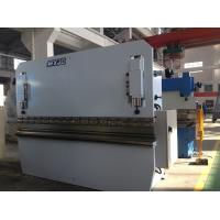 China High Speed 3 axis - 11 axis CNC Hydraulic Press Brake machines 80T wholesale