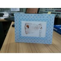 China Decorative Table Top 3D Acrylic Photo Frames With Magnet And Screen Print wholesale