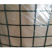 China 0.5 MM Diameter Decorative Welded Wire Mesh Chicken High Carbon Steel For Cage wholesale