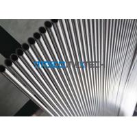 China ASTM A269 / ASME SA269 1.4306 / 1.4404 Stainless Steel Sanitary Tubing With Cold Rolled wholesale