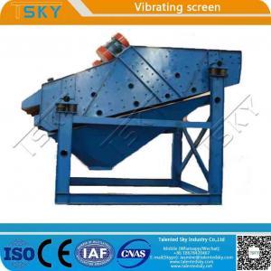 China ZSG High Efficiency Heavy 9m² Vibratory Screen wholesale