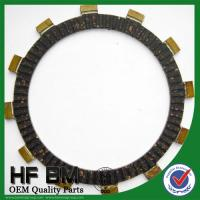 China B04-AX100 Motorcycle Clutch Plate with 12 white color  teeth wholesale