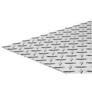 China 2mm Thickness 5754 4x8 Aluminum Diamond Plate Sheets wholesale
