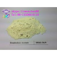 Buy cheap bodybuilder Steroid Trenbolone Enanthate 99% CAS 472-61-546 yellow powder product