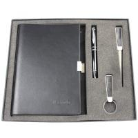 China Notebook,pen,key chain,Metal Letter openner- for gift set. on sale