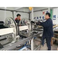 China Semi Automatic Busbar Assembly System For Assembly 630A-2500A Single Layer Busbar wholesale