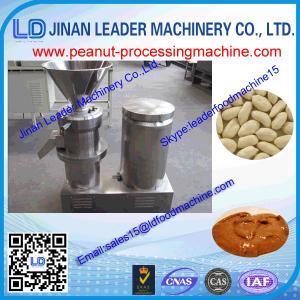 China china supplier 2014 Hot sale Peanut Butter Machine, Peanut Butter Grinder wholesale