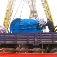 China High Speed Electric Winch For Middle / Heavy Weight Materials Lifting JKJL JD Model wholesale