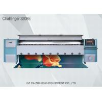 China CMYK Desktop Large Format Solvent Printer 720 DPI Challenger FY 3208E wholesale