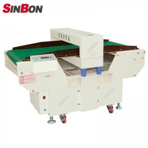 China BESTA garment needle detector best needle inspection machine needle detectors for garment wholesale
