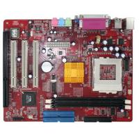 China VIA 8601 ATX Motherboard with One ISA Industrial Control wholesale