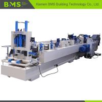 China C To Z Shaped Purlin Roll Forming Machine , Steel Sheet Forming Machine wholesale