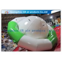 China Fun Inflatable Water Game Adults Balancing Ball Inflatable Games wholesale