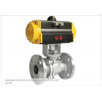 Quality Double Acting Valve Pneumatic Actuator Compact / Lightweight With Hard Sealing for sale