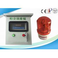 Buy cheap Inhalable Particles PM 10 Dust Concentration Detector With Sound / light Alarm product