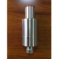 China 35khz Ultrasonic Welding Transducer , φ 25mm Telsonic Replacement transducer wholesale
