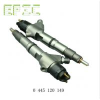 Buy cheap EPIC Injector 0 445 120 149 Common Rail WEICHAI WD10 Diesel Engine Valve F 00R J01 692 from wholesalers