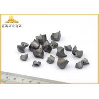 China Non - Standard Tungsten Carbide Parts , Tungsten Carbide Lathe Tools For CNC Machine Cutting Tools wholesale