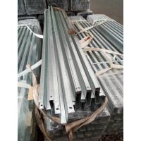 China High Performance Solar Panel Roof Mounting Systems In Galvanized Steel / SUS 304 wholesale