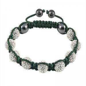 China Crystal Bangle Bracelets CJ-B-100 wholesale