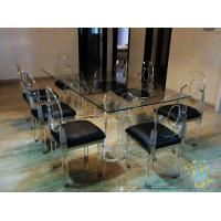 China clear acrylic sofa furniture wholesale