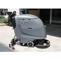 China Dycon Gray CIP Battery Powered Floor Scrubber Automatic Floor Cleaner wholesale