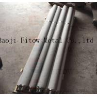 China Supply of high-temperature alloy powder sintered porous filter element Filter Plates wholesale