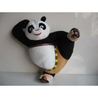 China Cute Kungfu Panda Kick Pose Cartoon Stuffed Toys For Collection wholesale