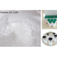 China Purity 99% Raw Peptide Powder Lean Body Mass CJC -1295 DAC 5mg / Vial, 2mg / Vial wholesale