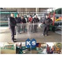 China Heavy Duty Hexagonal Gabion Box Machine Automatic Gabion Production Line 2 x 1 x 1M wholesale