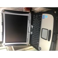 China Panasonic CF19 Roud Screen Touch Laptop,  CF19 Automobile Diagnostic Computer Laptop wholesale