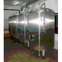 China Stainless steel bright beer tank beer storage tank beer brewing machine wholesale