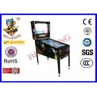 China 3 Screen  Pinball Machine Coin Operated With Pinball System wholesale