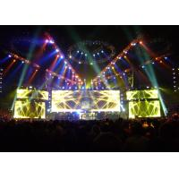 China Small Pixel Pitch Stage LED Screen 1R1G1B Thin Outdoor Led Panel Display wholesale