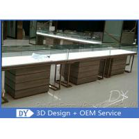 China One Stop Service Modern Jewellery Shop Furniture With Lighting wholesale