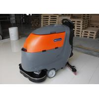 China Low Noise Smart Industrial Floor Cleaning Machines With Side Open Recovery Tank wholesale
