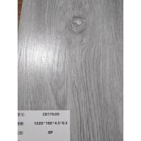 China Commercial Vinyl Plank Flooring Luxury Waterproof / Fireproof OEM wholesale