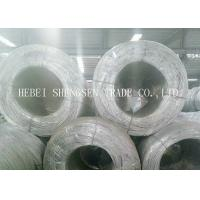 China 18 Gauge Electro Galvanized Wire Iron High Tensile Zinc Coated Steel Wire wholesale