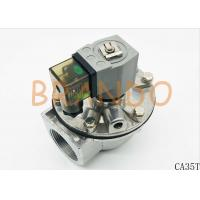 China 1 1/4 Inch Pipe Size Pneumatic Cylinder Valve CA35T Efficient Dust Collector wholesale
