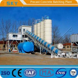China BP2000B Belt Conveyor 75KW 40m³/h Precast Batch Plant wholesale