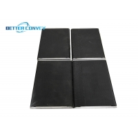 China Aluminum Stand PVC Flat Industrial Conveyor Belt Sorting System wholesale
