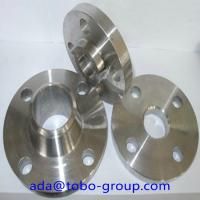 China Duplex Stainless Steel Flanges , 2507 2205 2304 153MA Slip On Flange wholesale