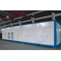 China 2 Stage Compressors , Lubricated Pressure Flammable Gas Compressor , 12×104Nm3/d wholesale