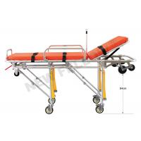 China Emergency Rescue Aluminum Alloy Ambulance Stretcher Cot For Fire Fighting wholesale