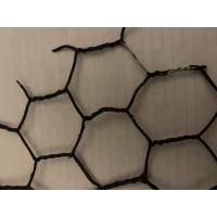 China Galvanised Or PVC Coated Hex Gabion Wire Mesh For River Bank Protecting wholesale