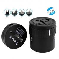 China All In One Extension USB Power Adapter Socket , Universal AC DC Power Switching Adapter wholesale