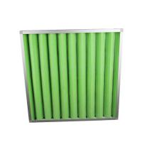 Buy cheap Low Efficient Air Conditioner Air Filter , Metal Frame G2 G3 G4 Air Filter from wholesalers